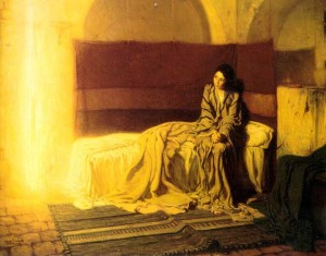 Henry Ossawa Tanner-annonciation