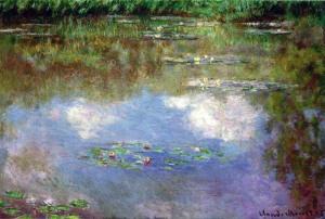 1903nympheas Monet
