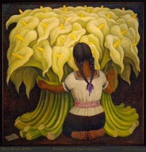 Diego Rivera_FlowerVendor