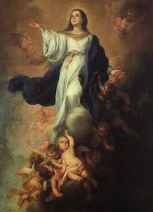 Assomption de la Vierge Marie-1670