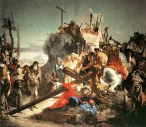 Tiepolo-Chemin de croix-1737