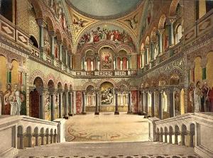 Neuschwanstein_salle du trône