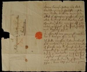 Gunderode - Letter 1 -
