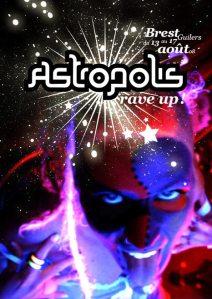 Affiche Astropolis 2008