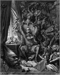 Don Quichotte-Gustave Doré-1863