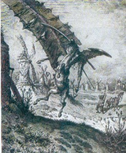Don Quichotte Gustave Doré