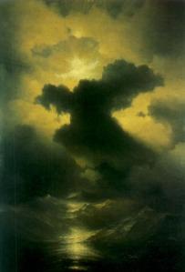 1841 chaos création du monde