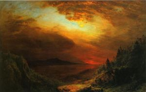 Twilight Mount Desert Island-1865-