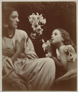Julia Margaret Cameron- Annonciation- 1865