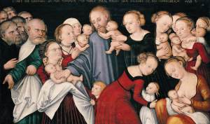 Lucas Cranach le jeune 1540