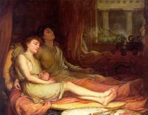 Hypnos-thanatos John William Waterhouse