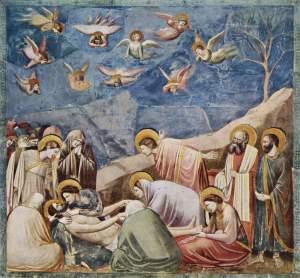 Giotto-La Déposition de Croix
