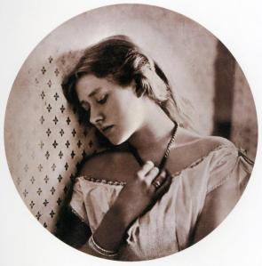 Julia Margaret Cameron -Sadness Ellen Terry