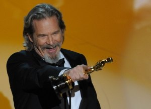 Jeff Bridges Oscars 2010