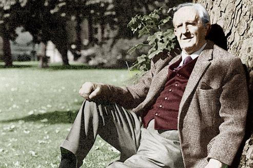John RR Tolkien