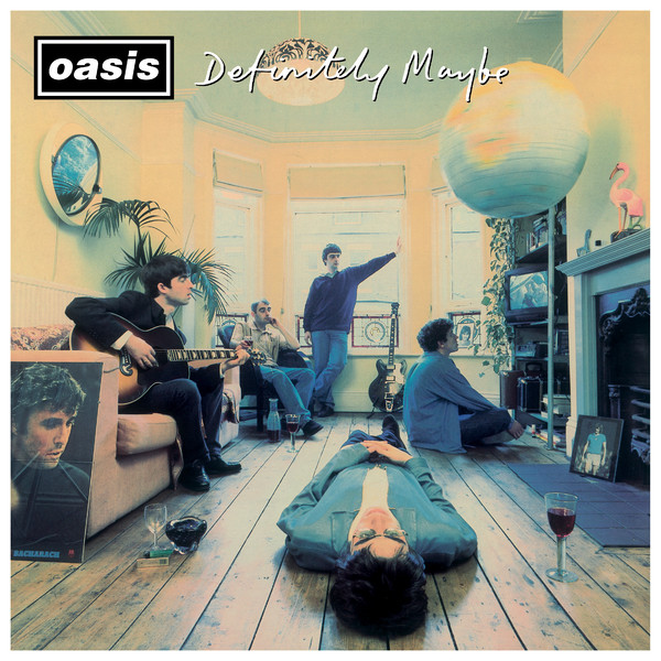Definitely Maybe (Deluxe Edition) [Remastered] 1