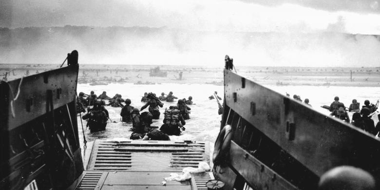 debarquement-plage-normandie-gi-us-6-juin-1944