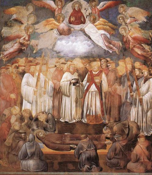 Giotto-saint-francois-mort-et-Ascencion