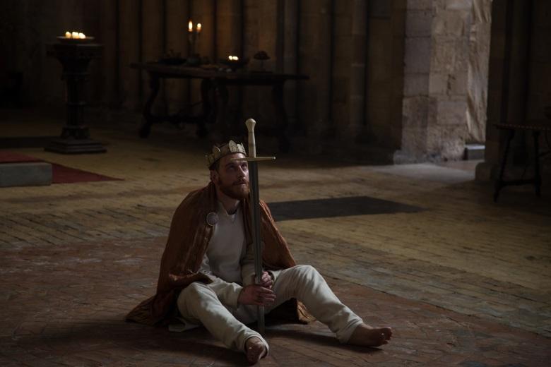 Macbeth (Michael Fassbender)